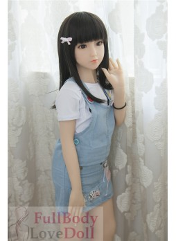 Japanese  sexy doll 120cm cute girl TPE material