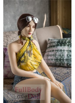 Lady Seduction Sexy Product 170 cm lifelike real  love doll with big breast