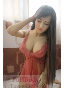 Closed eyes sleeping beauty sexy doll 138 cm love sex product