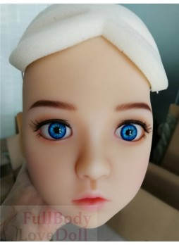 132 cm body'head with oral function TPE material