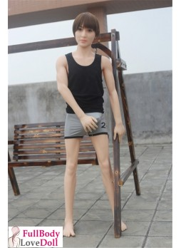 Sex doll for women with penis 160cm TPE real male doll body save money