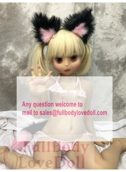 Anime love doll 100cm super makeup much more looks like real small girl