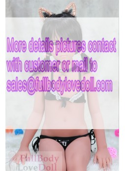 Teen girl flat chest  tan color 106cm with oral sex function hot sexy adult item