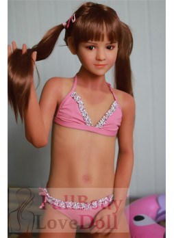 127cm sunburn series sexy mini dolls european face enjoy summer holiday